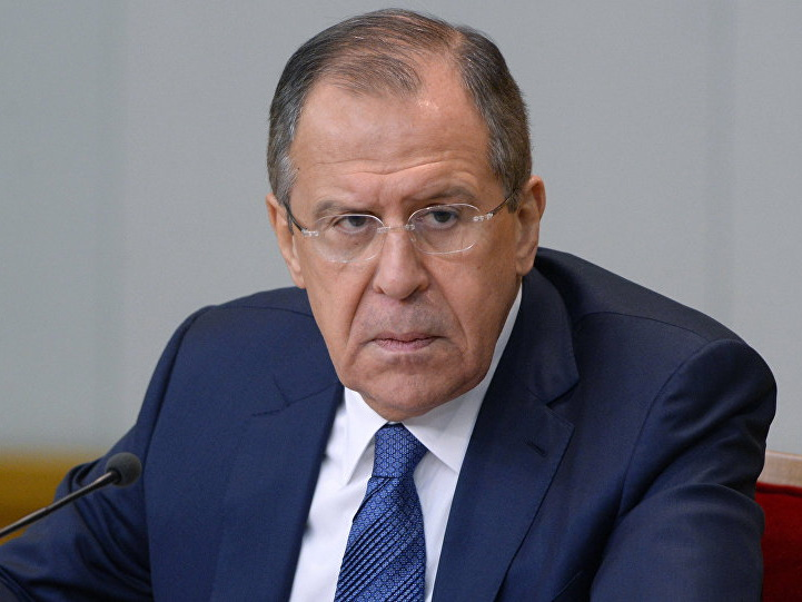 Сергей Лавров в Баку: Наши отношения все больше обретают характер доверительных