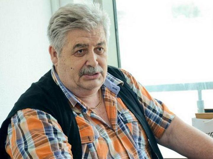 Народный артист Рафаэль Дадашев попал в реанимацию