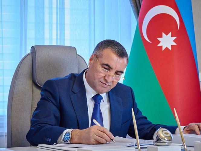 Назначен новый вице-президент SOCAR