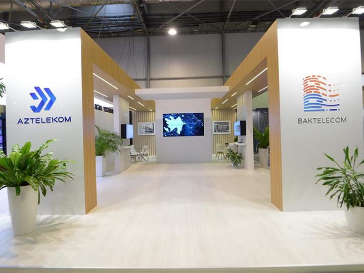 ООО «Бакинская телефонная связь» участвует в выставке-конференции BakuTel 2019