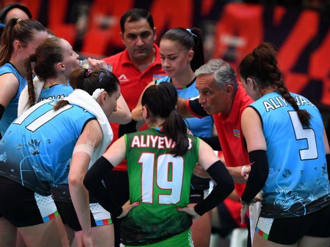 На грани краха. Как в Азербайджане деградирует волейбол?