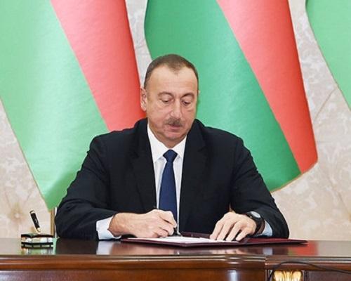 İlham Əliyev Rüstəm Xəlilovu Hacıqabul Rayon İcra Hakimiyyətinin başçısı təyin edib
