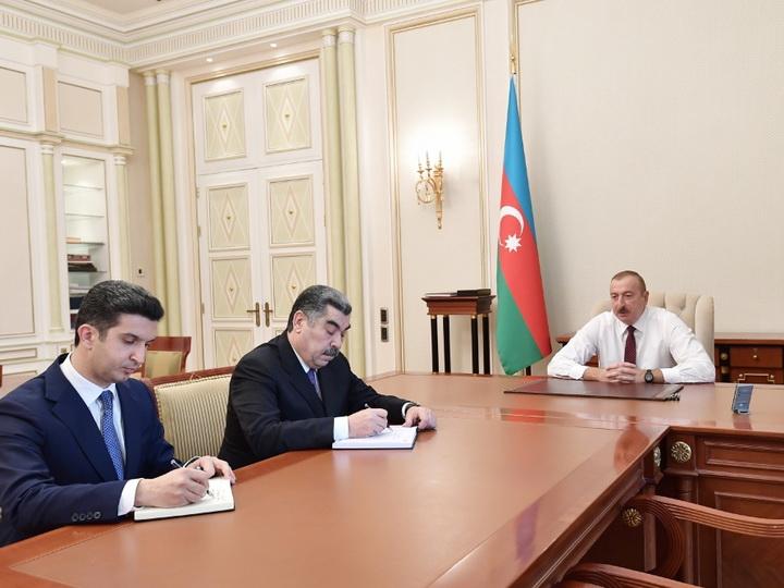 Президент Ильхам Алиев: Кадровые реформы будут продолжены - ФОТО - ВИДЕО
