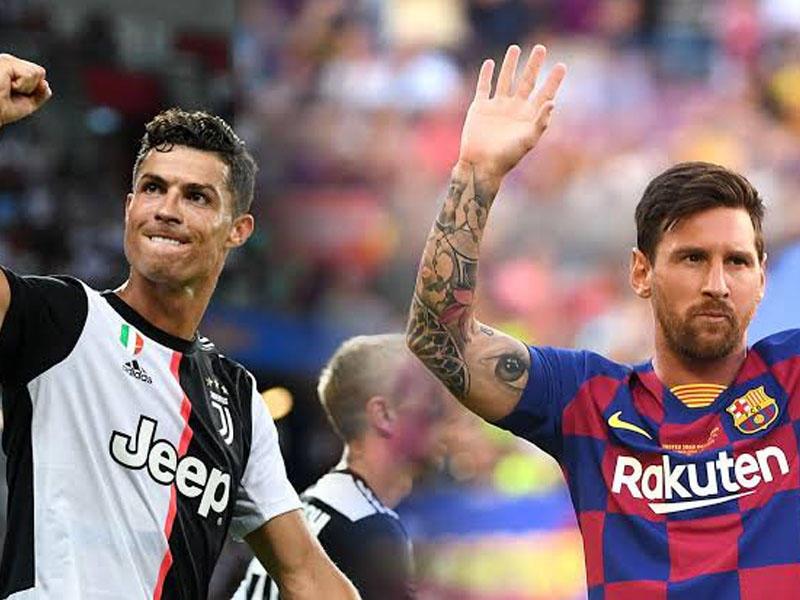"""Ronaldu zirvədə, Messi """"10-luq""""dan kənarda"""
