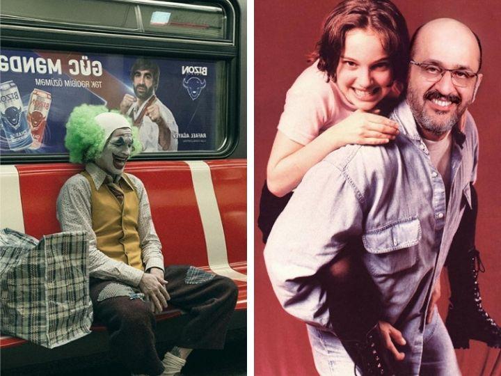 Джокер в бакинском метро, Аджелина Джоли на бульваре и Шерлок Холмс в Ичери шехер – ФОТО