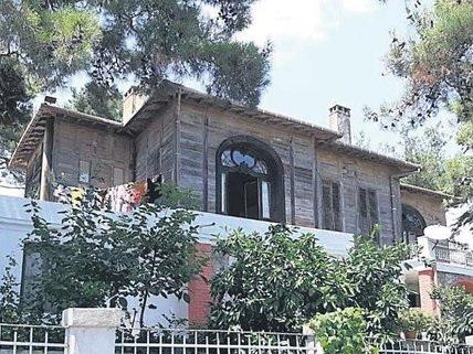 В Турции продается особняк Гаджи Зейналабдина Тагиева