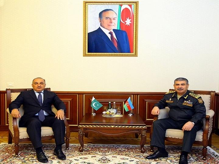 Azərbaycan ilə Pakistan arasında hərbi sahədə əməkdaşlıq uğurla inkişaf edir