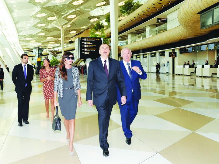 Гражданская авиация Азербайджана: Уверенный взгляд вперед
