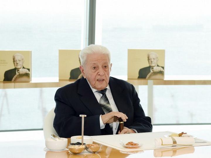 В Азербайджане отметят 90-летие Алибабы Мамедова
