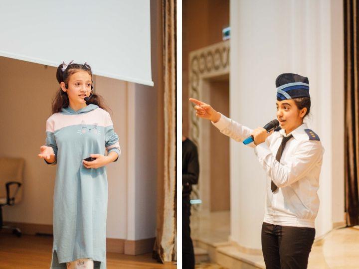 «Мир глазами детей»: О чем думают и мечтают дети Азербайджана – ФОТО