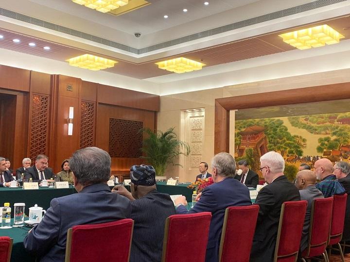 Nizami Gəncəvi Beynəlxalq Mərkəzi Çində fəaliyyətini gücləndirir – FOTO