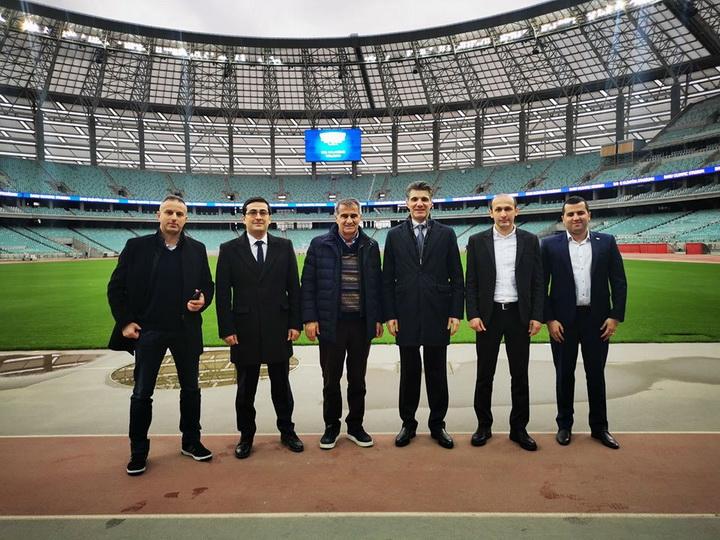 Шенол Гюнеш «Ожидаем, что в Баку нас будут поддерживать, как минимум, 50 000 фанатов» - ВИДЕО