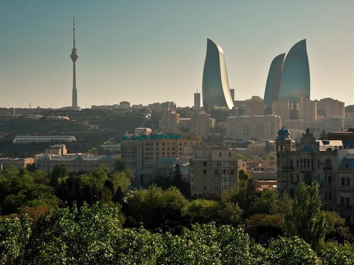 Представители Армении принимают участие в международном мероприятии в Баку