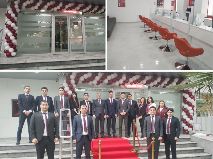 Kapital Bank представил обновленный филиал в Джалилабаде - ФОТО