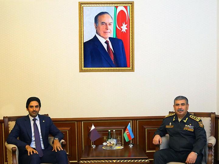 Планируется проведение азербайджано-турецко-катарских совместных военных учений