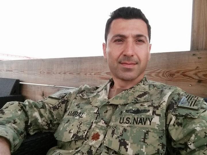 Азербайджанец Наими Амирал назначен на должность в Пентагоне - ФОТО - ВИДЕО