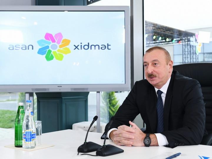 Президент Ильхам Алиев: Нужны новые лица, новые идеи, новый подход