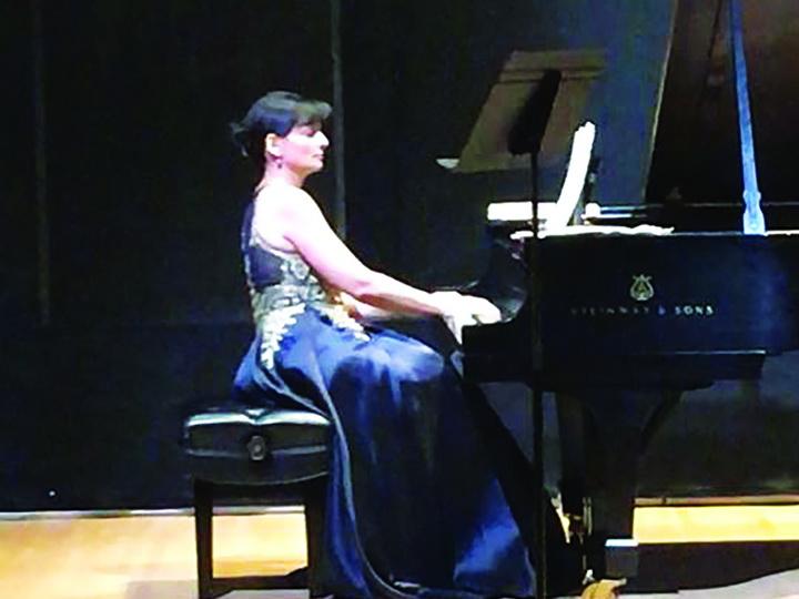 Наргиз Алиярова: «Я хочу, чтобы азербайджанская музыка звучала чаще и в хорошем исполнении»