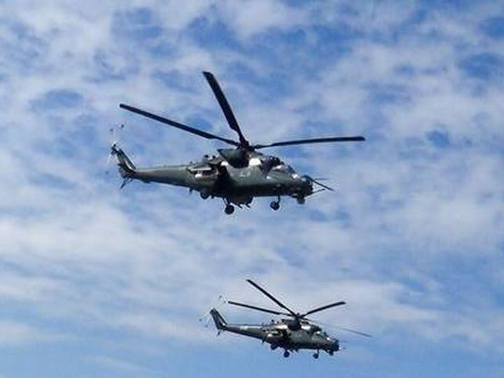 В Азербайджане строится сервисный центр для российских вертолетов