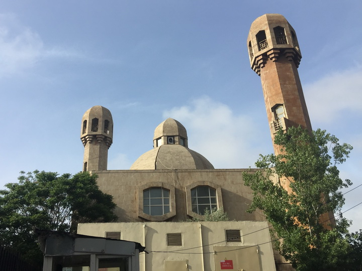 Госкомитет: В Баку вновь откроется мечеть «Абу-Бакр»
