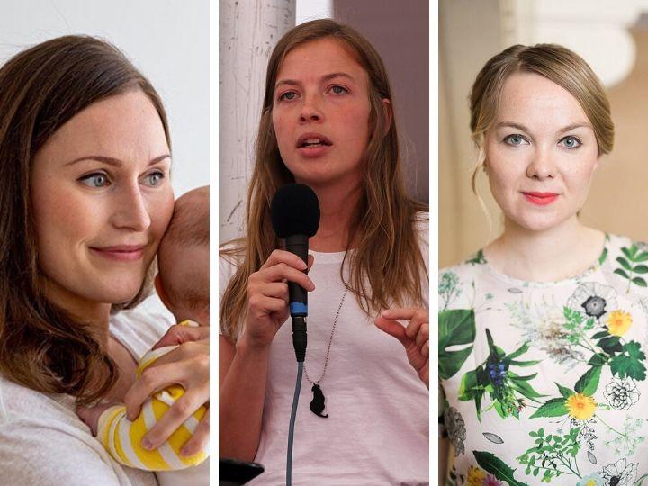 Кто они - женщины правящих партий Финляндии? - ФОТО