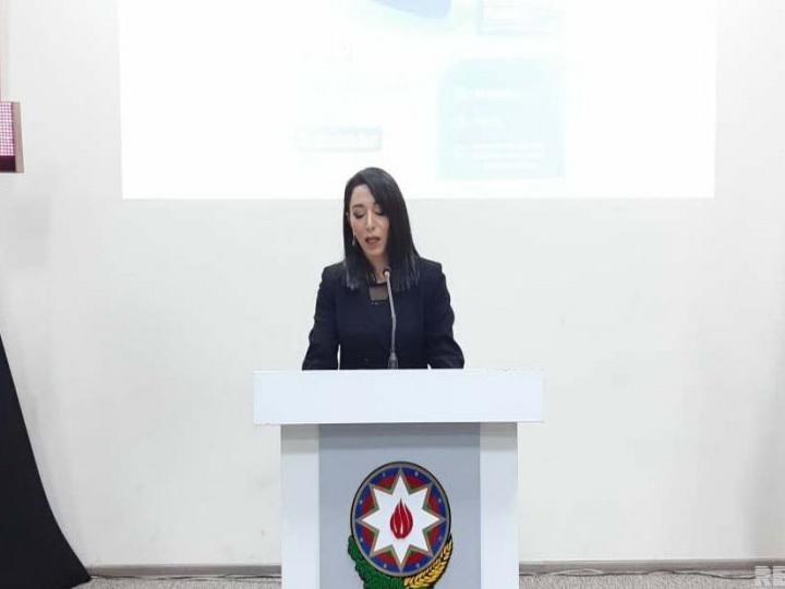 Омбудсмен Сабина Алиева обратилась к генпрокурору в связи с избиением малолетних детей в Баку
