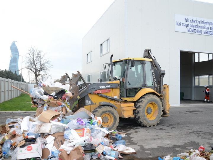 «Забота об экологии»: В 2020 году жители еще трех районов Баку смогут сортировать мусор - ФОТО