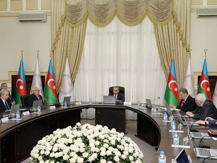 В НАНА состоялась конференция на тему «Гейдар Алиев: Общенациональный лидер, время и современный период» - ФОТО