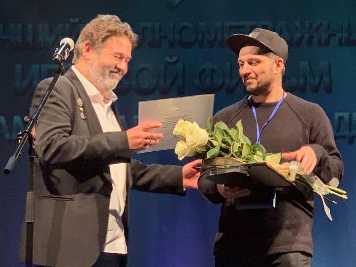 Фильм азербайджанского режиссера стал лучшим на международном кинофестивале – ВИДЕО