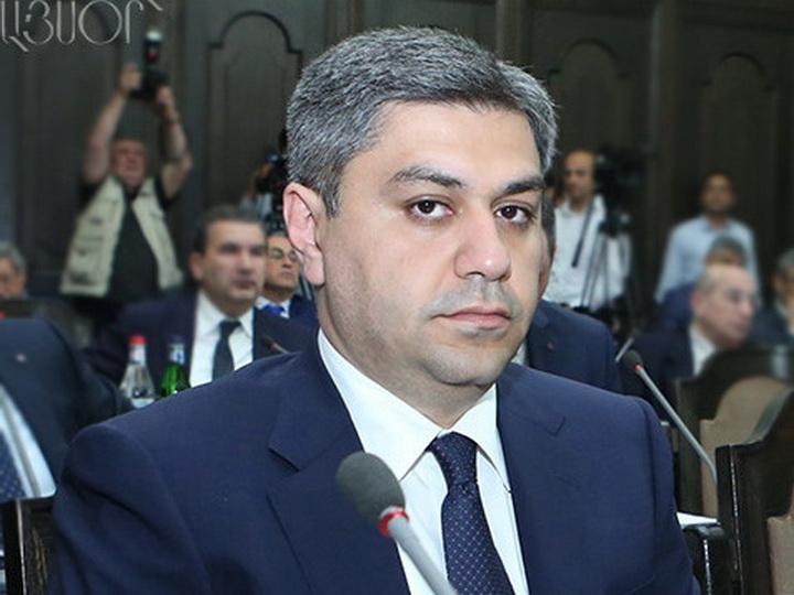 Бывший глава СНБ Армении создает политическую силу