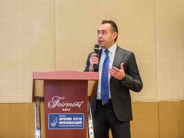 Программа Azerbaijan Digital Hub была удостоена премии «Лучший инфраструктурный проект года» – ФОТО