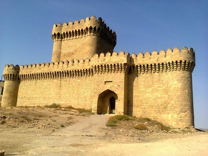 Реставрируется одна из абшеронских крепостей - ФОТО