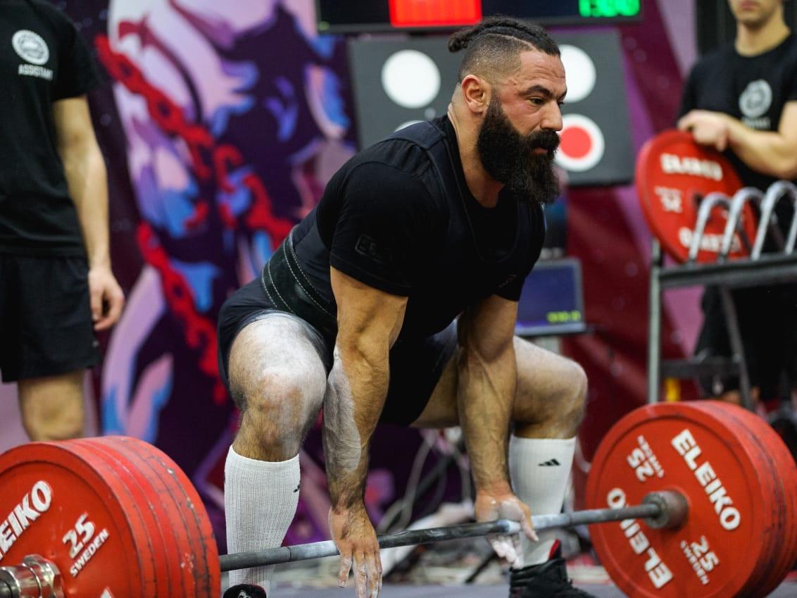 «Мистер 1000 кг» Рамиль Ахмедов стал трехкратным чемпионом мира – ФОТО – ВИДЕО