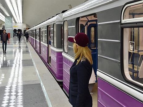 Bu gün metronun iş qrafikində dəyişiklik ediləcək
