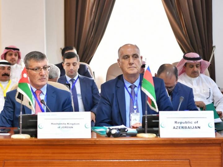 В Джидде прошли внеочередные заседания Исполнительного совета и Генеральной ассамблеи UNA - ФОТО
