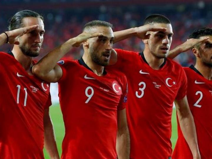 УЕФА принял решение по поводу игроков сборной Турции по футболу