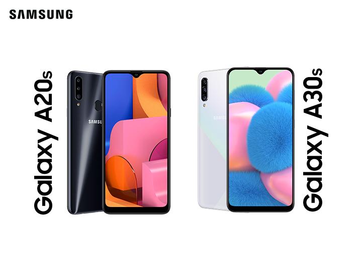 Galaxy A məhsul xəttinin yeni təmsilçiləri – Galaxy A20s və Galaxy A30s
