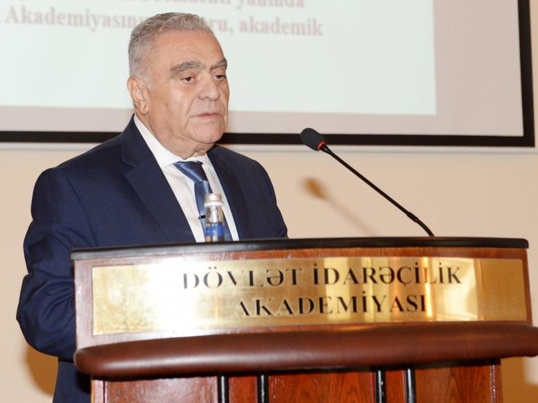 Школа государственного управления Гейдара Алиева является основой и гарантом устойчивого, инклюзивного развития Азербайджана