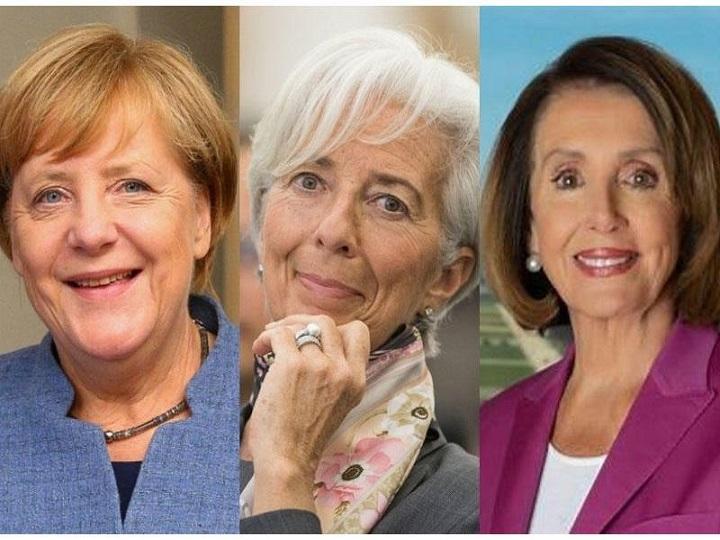 Dünyanın ən nüfuzlu qadınları seçildi