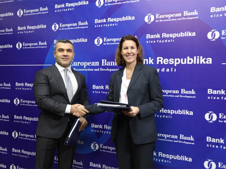 """Daha bir beynəlxalq maliyyə təşkilatı """"Bank Respublika""""nı seçdi – FOTO"""