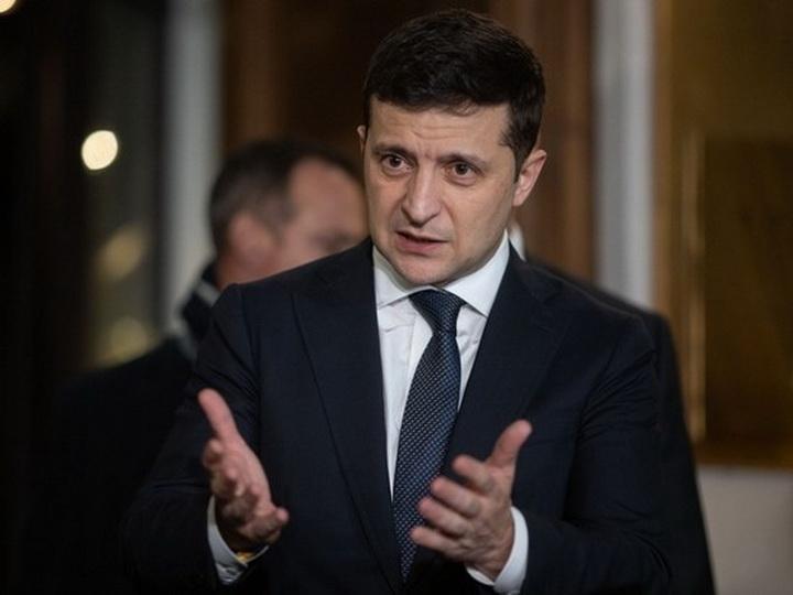 Зеленский предложил упростить пересечение границ гражданами стран-членов ГУАМ
