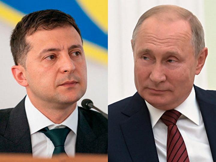 «А у нас газопровод»: Зеленский ответил на шуточную реплику Путину - ВИДЕО