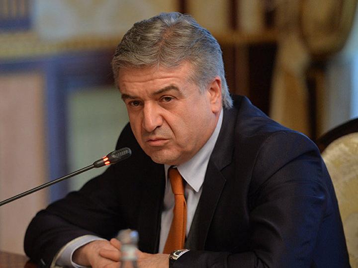 Бывший премьер Армении стал членом президиума экспертного совета при правительстве России