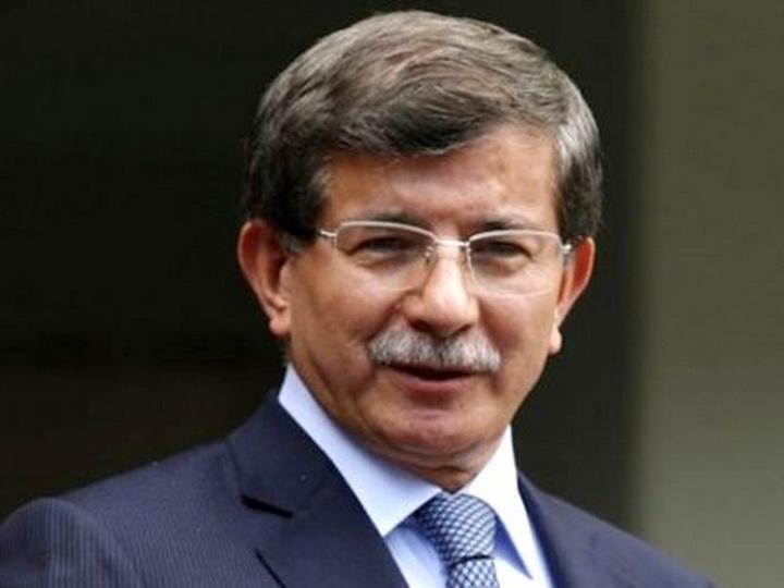 Ахмет Давутоглу заявил о создании своей партии - ФОТО