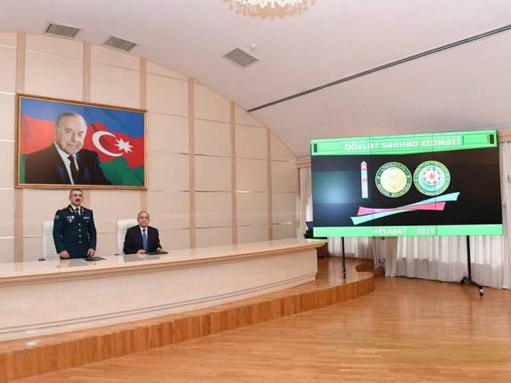 В этом году пограничники Азербайджана задержали свыше 700 нарушителей