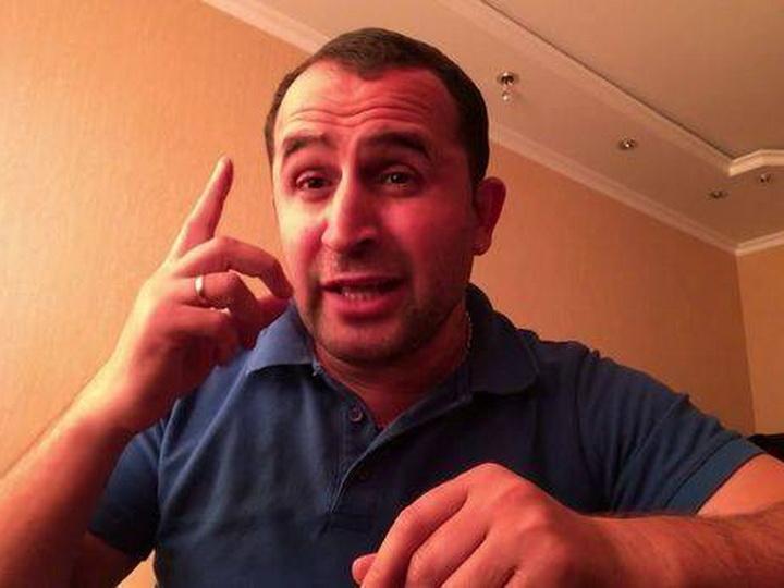 Эльвин Исаев депортирован из Украины в Азербайджан