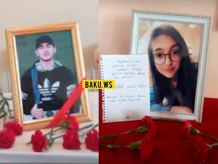 Отличники и таланты: Новые подробности о школьниках, которых в Баку переехал КамАЗ - ФОТО - ВИДЕО