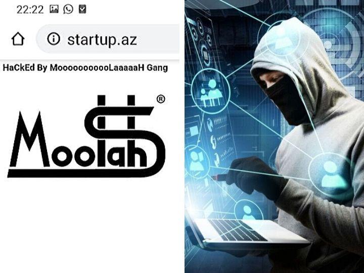 Startup.az подвергся хакерской атаке - ФОТО