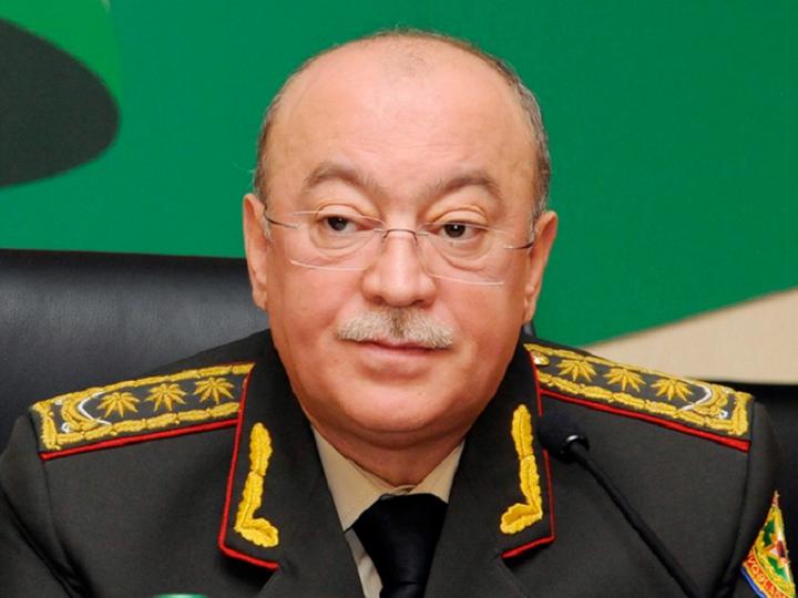 Кямаледдин Гейдаров уволил генерала