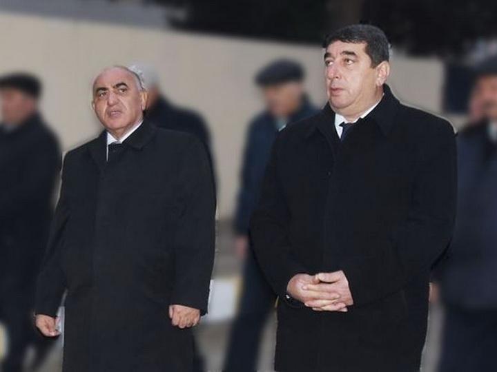 Сын арестованного главы ИВ Агстафинского района уволен из органов прокуратуры